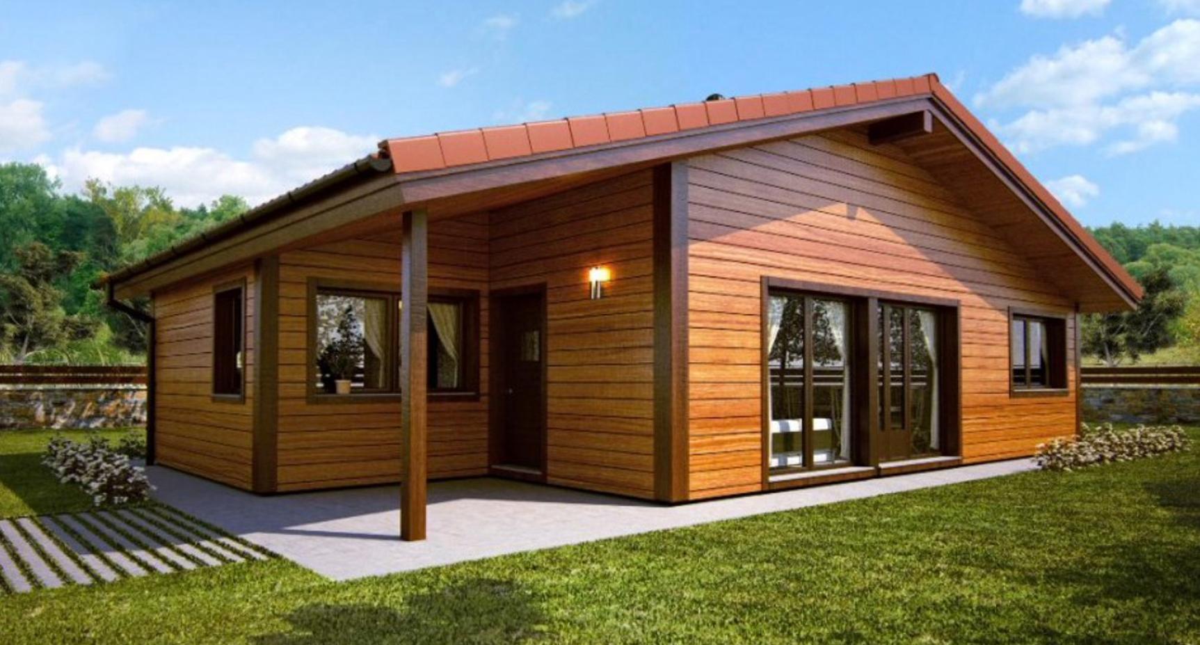 Casas de madera cadiz elegant casa de madera con piscina with casas de madera cadiz del hombre - Casas de madera en cadiz ...