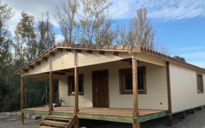 Casas de madera, viviendas perfectas para toda la familia