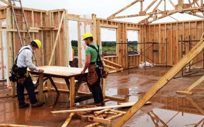 Casa de madera como vivienda ecológica