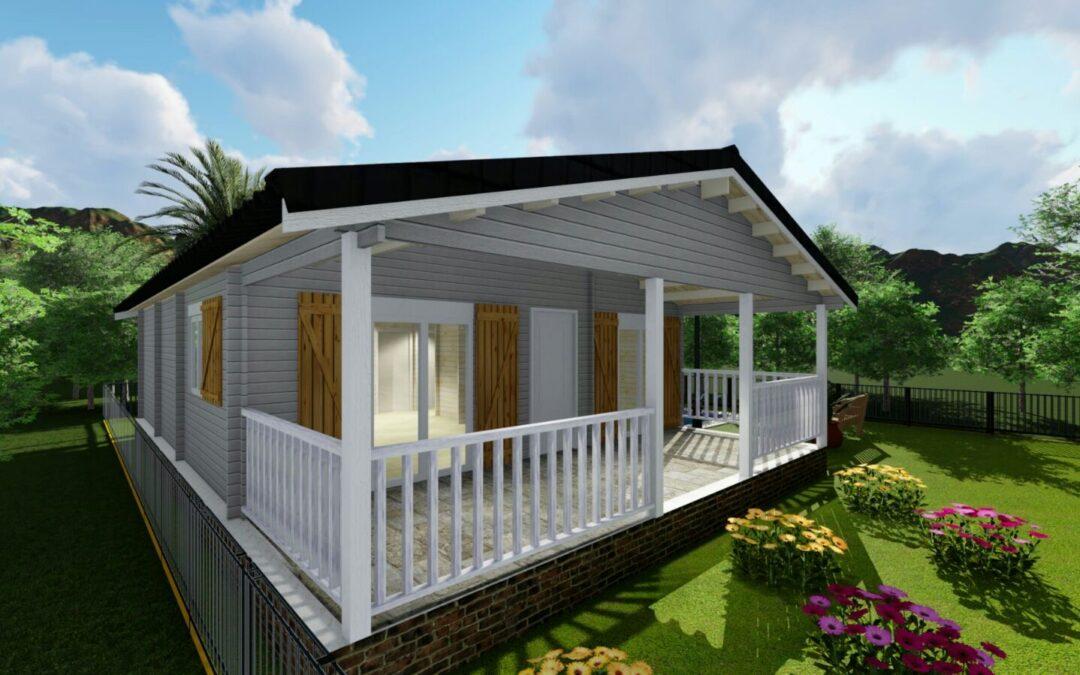 ¿Cuáles son las ventajas de las casas de madera?