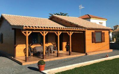 ¿Cómo se construye una casa de madera?